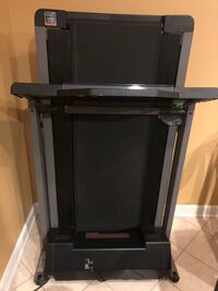 Black and gray automatic treadmill Fairfax, 22031