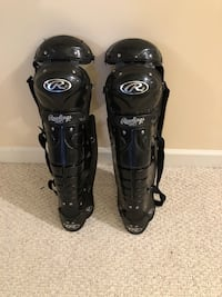 Rawlings Adult Catcher Leg Guards Middletown, 21769