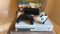 XBOX ONE with 3 games Vaughan, L4L 3P1