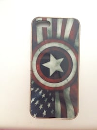 Custodia iPhone 5 Captain America