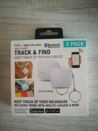 Personal belongings tracker Sterling