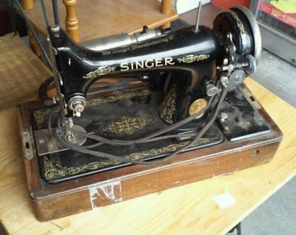 Used 40 Antique Singer Portable Sewing Machine For Sale In Gorgeous Vintage Singer Portable Sewing Machine