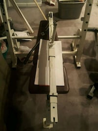 Olympic Bench with Bar Laurel, 20708