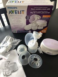 AVENT Breast Pump Milton, L9T 6A8