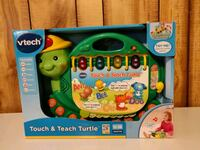 VTech Touch and Teach Turtle Book Chantilly, 20151