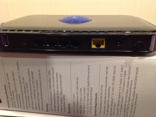 Used and new modem router in Paterson - letgo