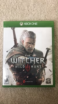 Witcher 3 w/ game & soundtrack for Xbox One  45 km