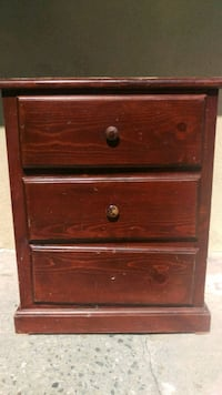 3 drawer Night stand 26Wx32Ht  Whittier, 90604