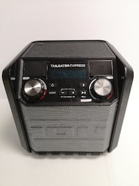 ION Tailgater Express Bluetooth Speaker *AS-IS* - 04642