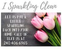 cleaning services Silver Spring, 20904