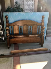 Queen bed frame West Covina, 91790