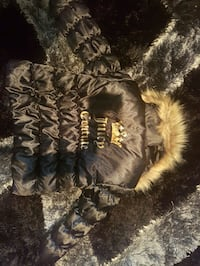 Juicy Couture Puffer Jacket - Size 3 Surrey, V3S 4N7