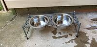 Food bowls dog or cat Chantilly, 20151
