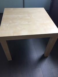 rectangular white wooden coffee table Toronto, M5A 0G4