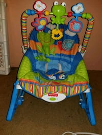 Fisher price baby rocker Calgary, T3J 3K9