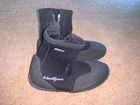 Neosport Scuba Diving Boots 7 mm (Booties) size 9