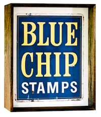 Blue Chip Stamps signage Perris, 92570