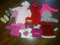 LOT of 3-6 months baby clothes Manassas, 20110