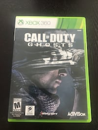 Call of Duty Ghosts for Xbox 360 Whitby