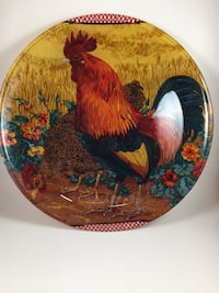 Rooster Plate Hillsborough, 08844