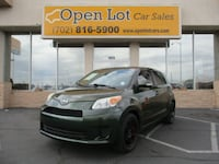2012 Scion xD 5-Door Hatchback 4-Spd AT Las Vegas