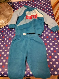 Boys 18 month sweat suit smoke & pet free home Clear Brook, 22624