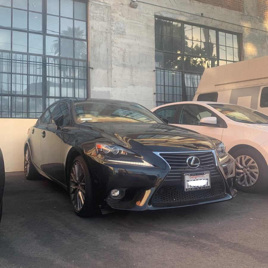 Lexus - IS - 2015 1