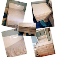 Bedroom seats 3 piece king size  Toronto, M4C 2A8