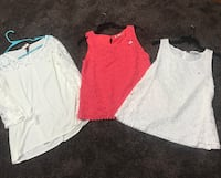 Nice Name Brand Woman's Shirts Size XL - all 3 for $10 Chillicothe, 45601
