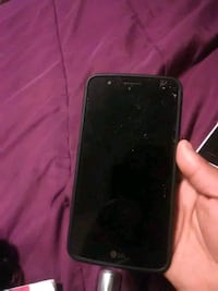 black Samsung Galaxy Android smartphone Rochester, 03867