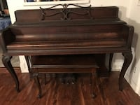 Wm. Knabe upright piano
