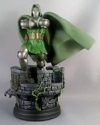 Marvel Comics Doctor Doom Statue