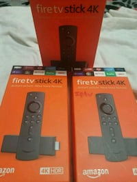 Amazon 4k tv stick Walnut Park, 90255