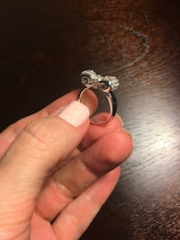 silver plated Bow Ring Newport News, 23602