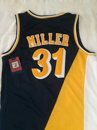 Brand New, Reggie Miller Indiana Pacers Jersey