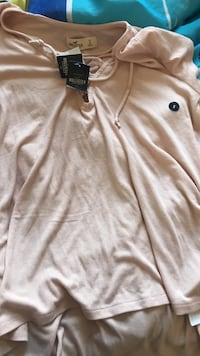 pink Hollister sweater Patterson, 95363