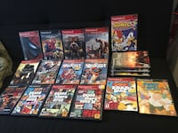 Ps2 game lot  Newmarket
