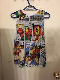 Iron man comic shirt Calgary, T2C