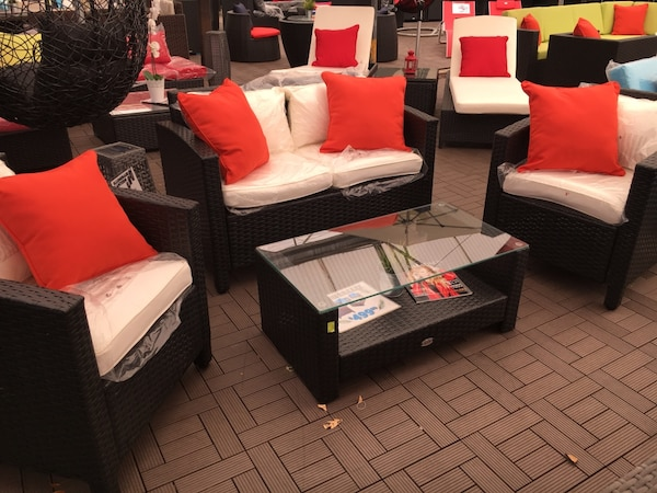 Used Outdoor Patio Furniture For Sale In Hollywood Letgo