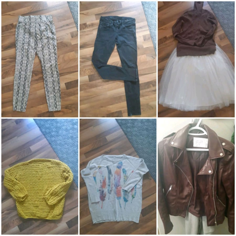 Women clothing set size small