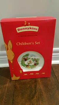 Royal Doulton Children's set Vaughan, L4K 5E9