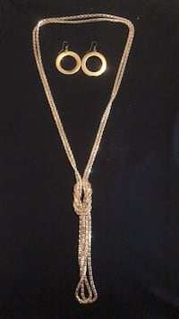 Necklace and Earings Smith-Ennismore-Lakefield, K0L