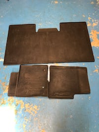 Ford f 150 rubber mats