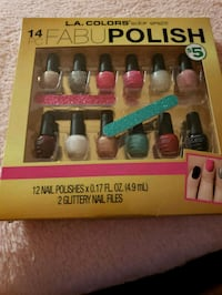 L.A. Colors polish  Baltimore, 21225