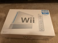 Wii Gaming System-Extra Games and Controllers Trinity, 34655