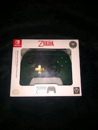 The Legend of Zelda wireless controller Centennial, 80122