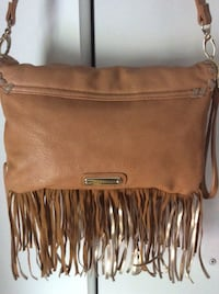 Steve Madden brown fringe crossed body bag Catonsville, 21228