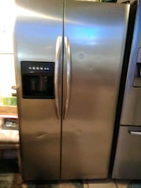 stainless steel side by side refrigerator with dispenser Las Vegas, 89109