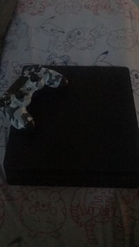 Black sony ps3 slim console with controller Greenbelt, 20706