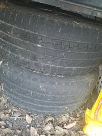 Ford original tires factory size 20s